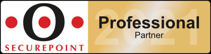 ITLOGWARE ist Professional Partner & zertifiziert bei der Securepoint.